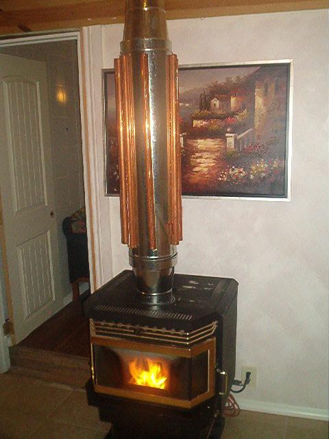 superb wood burner heat exchanger 9